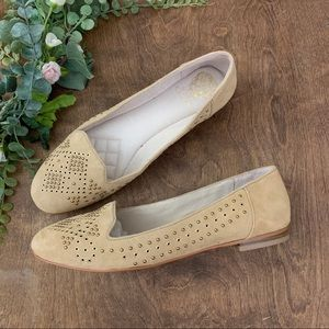 NWOT Vince Camuto 'Lonovan' Tan Loafers | Size 8.5